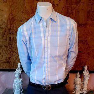 Stunning Like New Burberry Dress Shirt